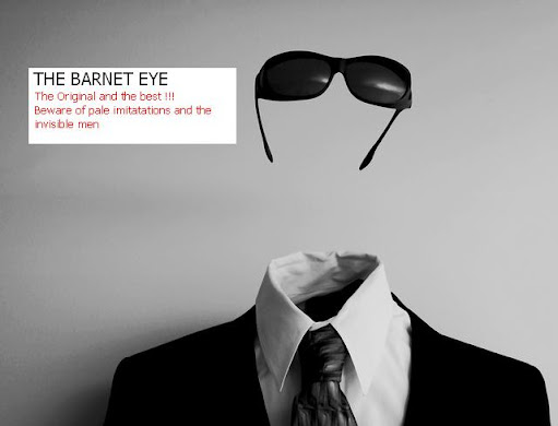 99% is  .......  The Barnet Eye