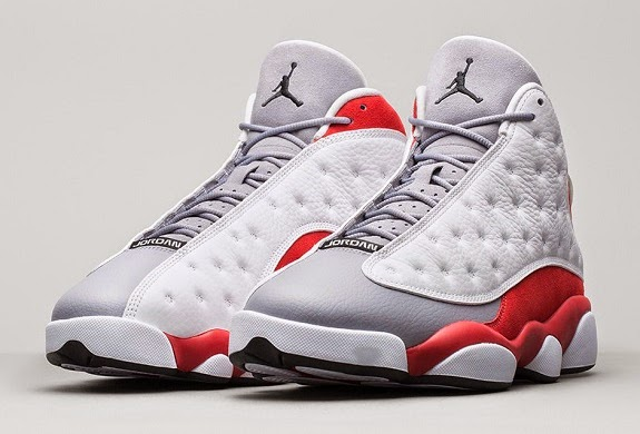 Air Jordan 13 Retro Cement Grey