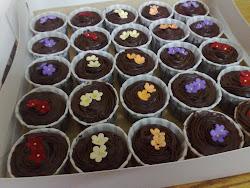 Cupcake S 2.5oz (choc ganache)