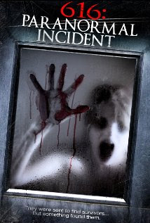 Ver Online: 616: Paranormal Incident (2013)