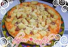 Gambar Masakan Pizza Kentang Kornet Dapur Cantik