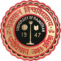 University of Rajasthan UG and PG Exam Time Tables 2013
