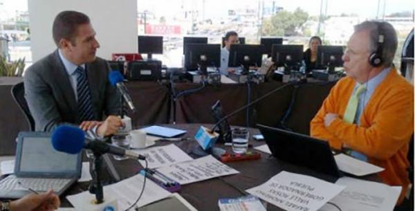 López Dóriga le cobro más de un millón de pesos a Moreno Valle por entrevista
