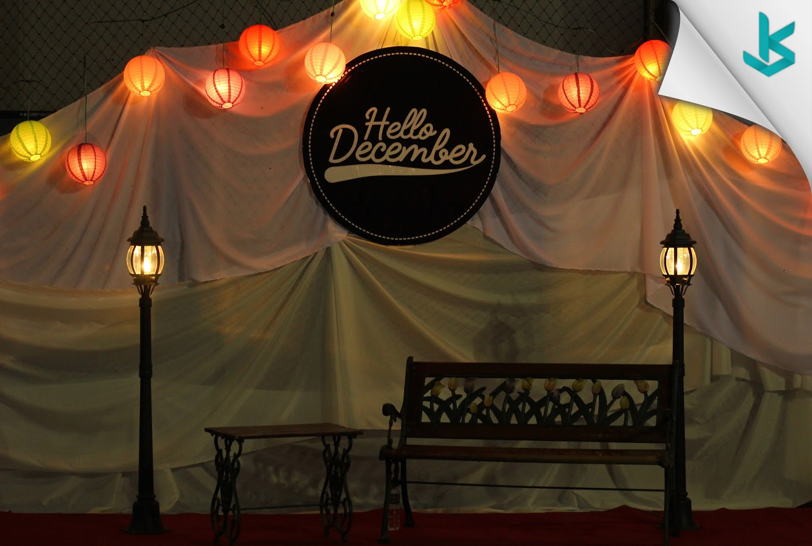 Dokumentasi Event Hello December With Payung Teduh