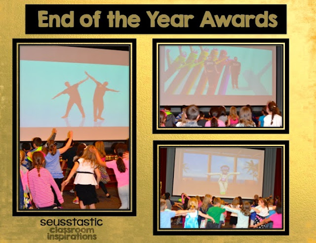 End of the Year Awards Ceremony