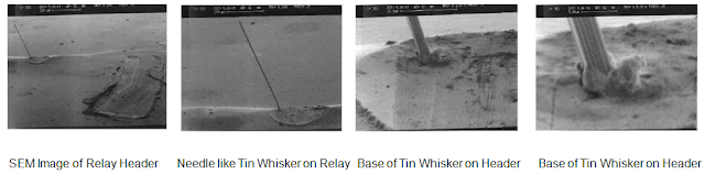 Reasons why Tin whisker mitigation is required.