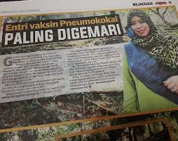 BLOGGER PILIHAN UTUSAN MALAYSIA