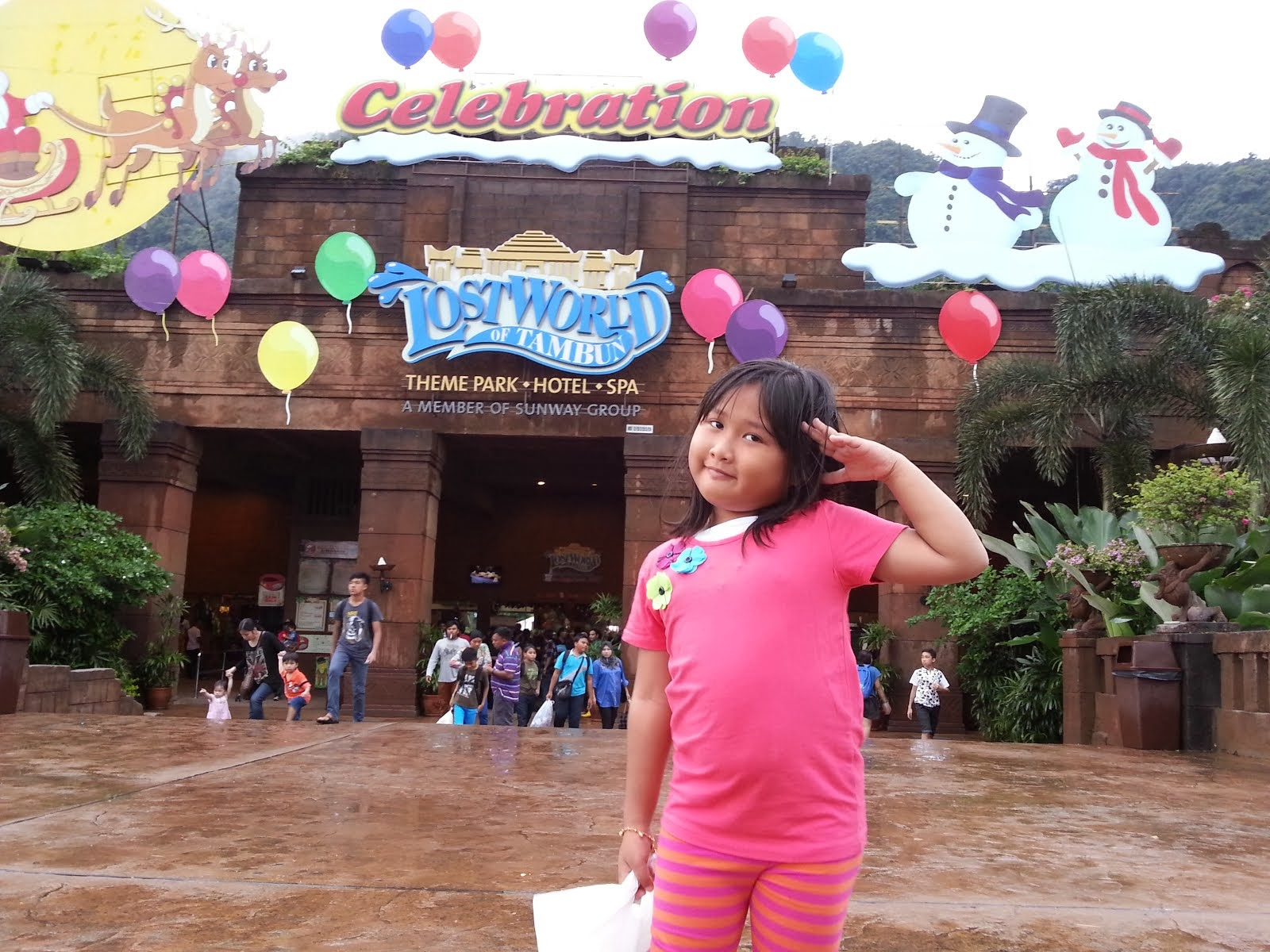 ::Lost World of TAMBUN  2013