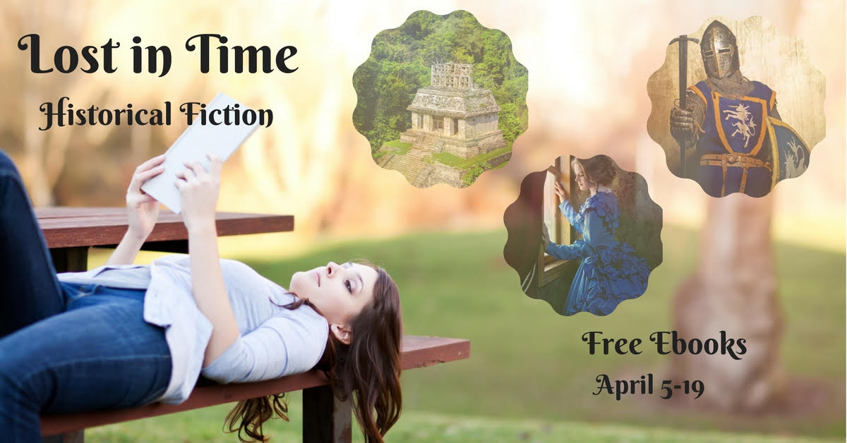 LOST IN TIME Historical Fiction Giveaway!