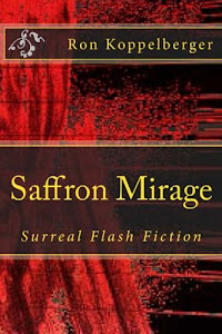 Saffron Mirage (Surreal Fiction)