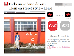 Mi look en Marie Claire