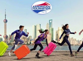 Upto 40% Off + Extra 30% Off on American Tourister Strolly | Backpacks | Bags | Wallets  @ Myntra