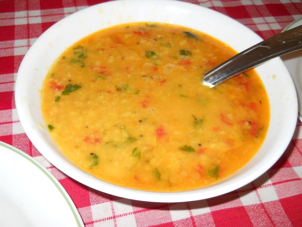 how to make indian dhal curry