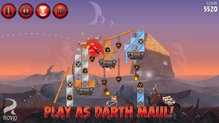 Download Angry Birds Star Wars II v1.0.2