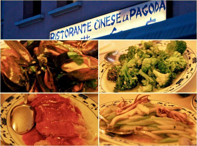 presentazione menu ristorante
