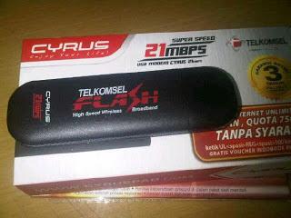 Cyrus 21 Mbps