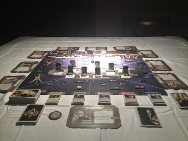 This Board Game Harnesses The