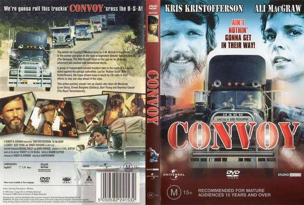 Watch convoy the movie online