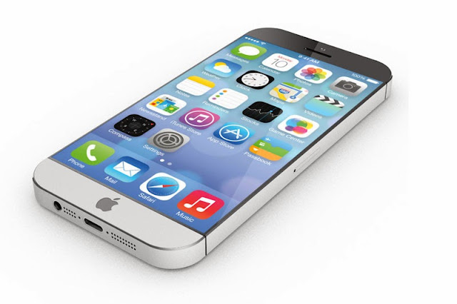 iPhone 6 concept design by ADR studio