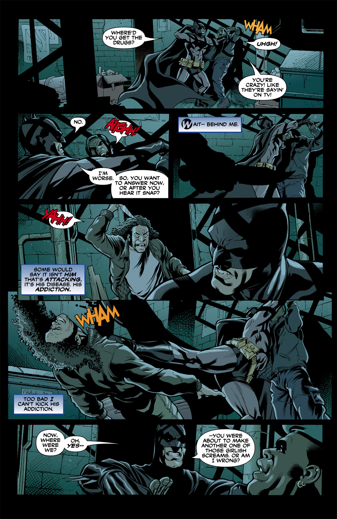 Detective Comics (1937) Issue #800 Page 5