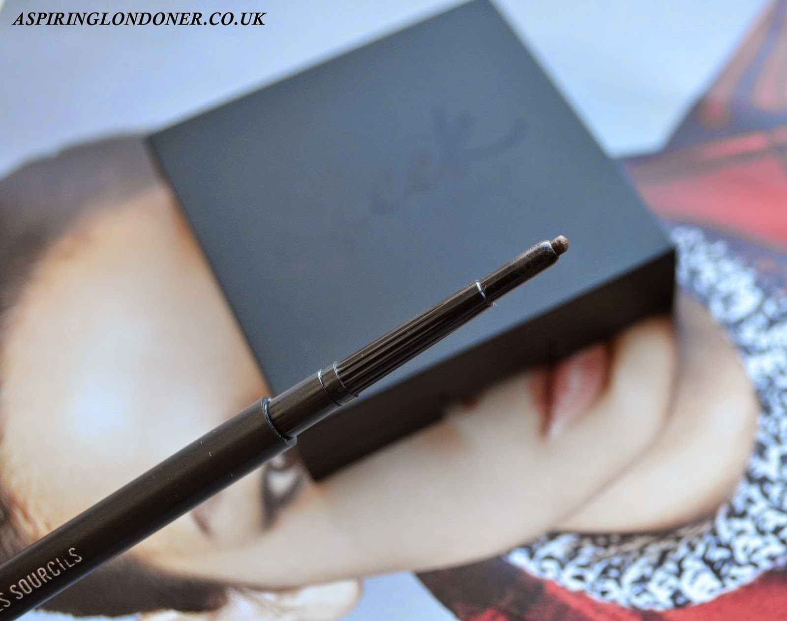 MAC Eyebrow Pencil in Spiked Review - Aspiring Londoner