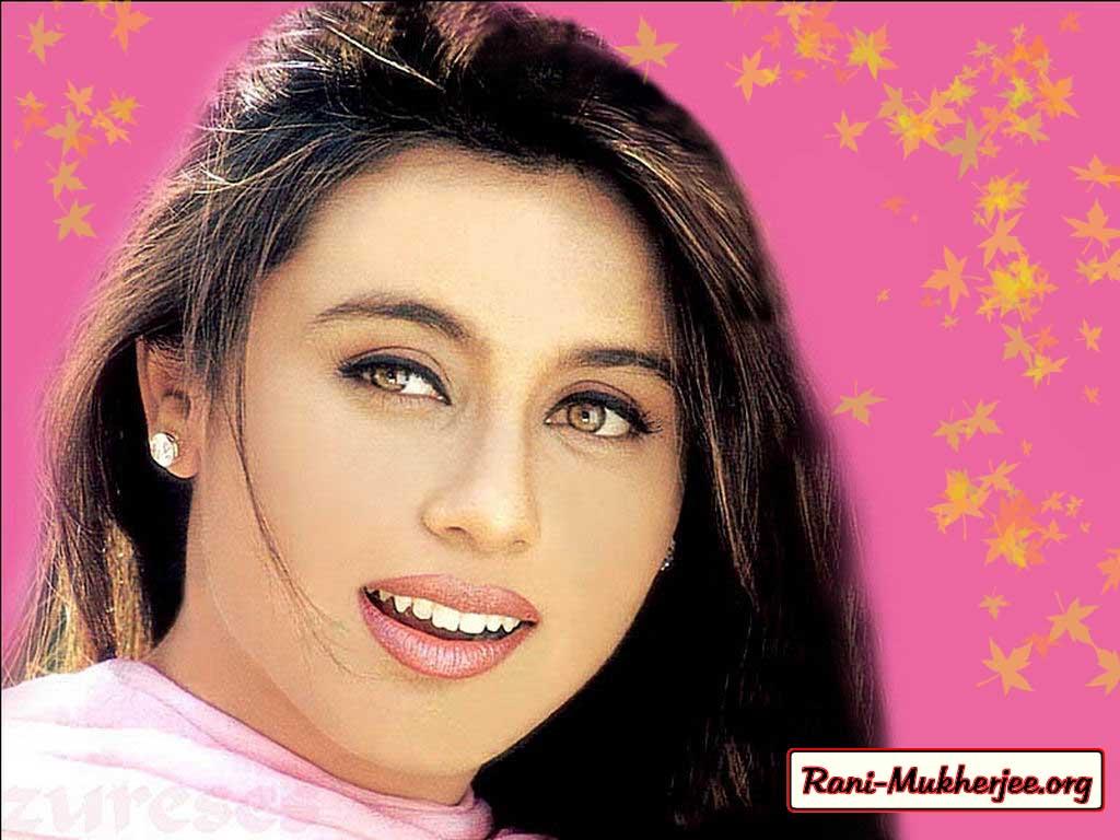 Rani Mukherjee Close Look