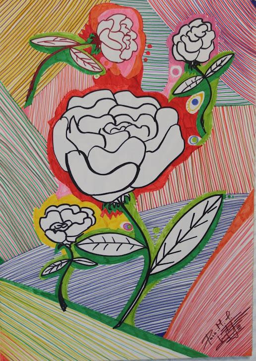 Las cuatro rosas 16-5-91
