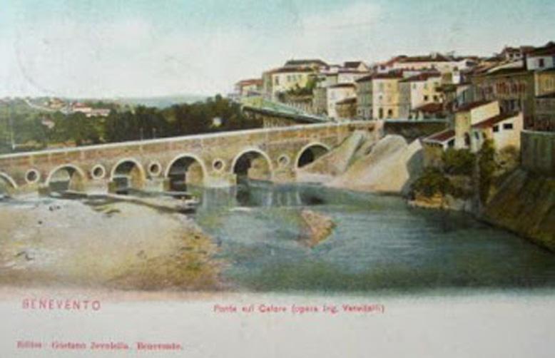 Ponte sul Calore