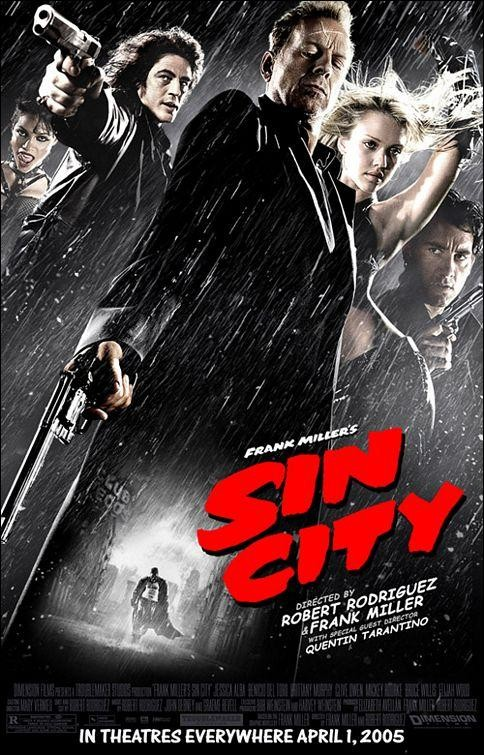 Sin City EXTENDED UNRATED 2005 – Dual Audio