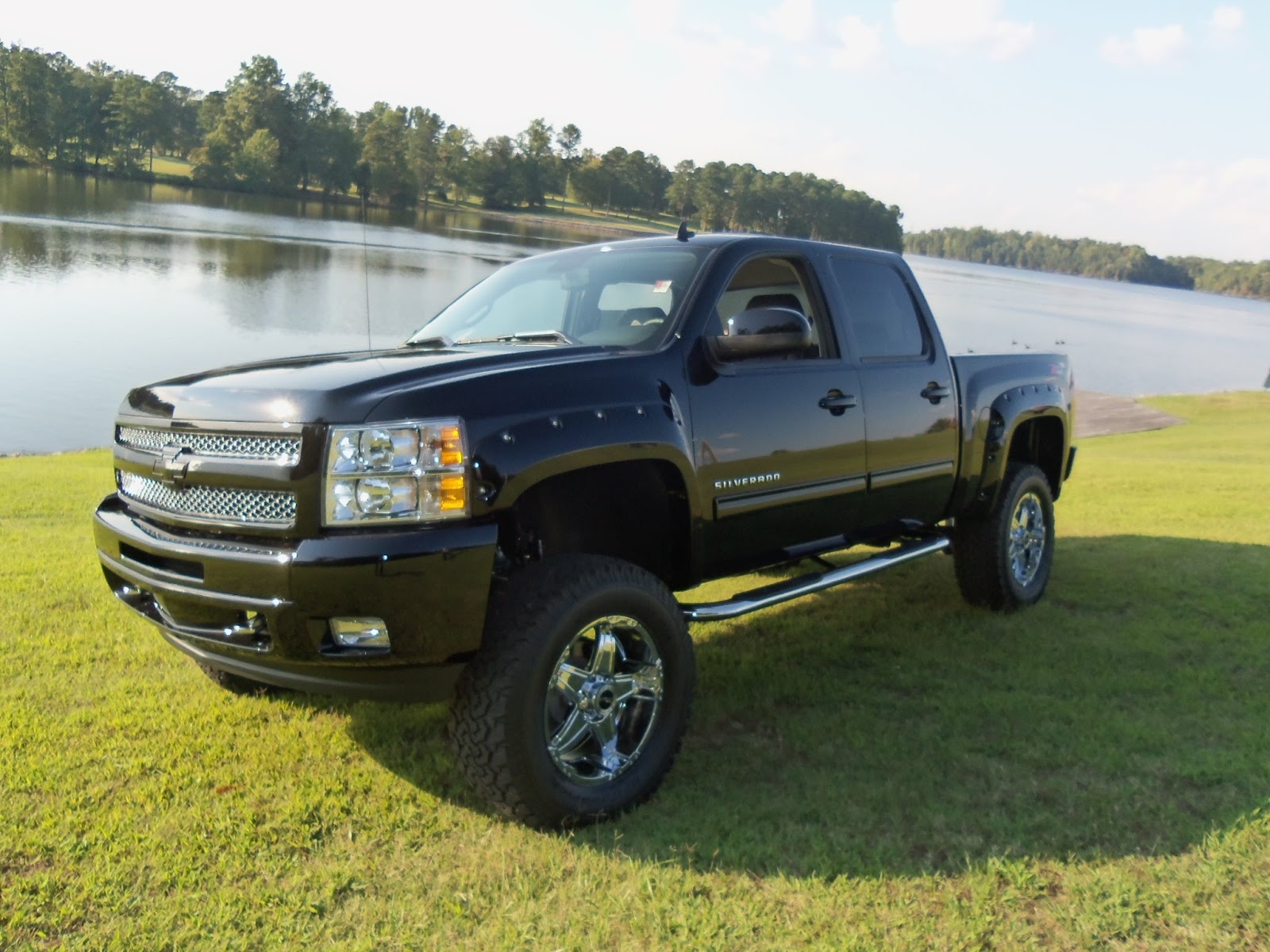 Vann York Chevy >> Vann York Chevrolet Buick GMC Cadillac: Black Rocky Ridge Chevrolet Silverado .. .Cruise...