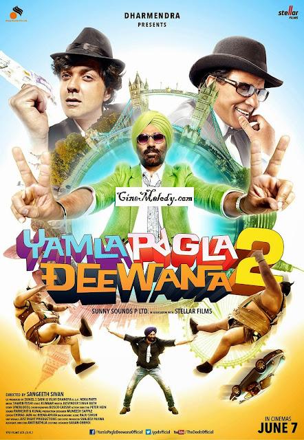 Yamla Pagla Deewana 2  2013
