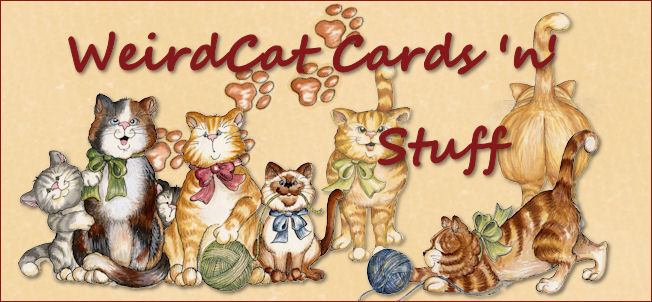 WeirdCat Cards'n'Stuff