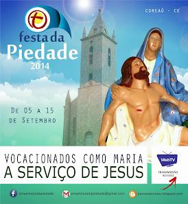 FESTEJOS DE N. Sra. DA PIEDADE 2014