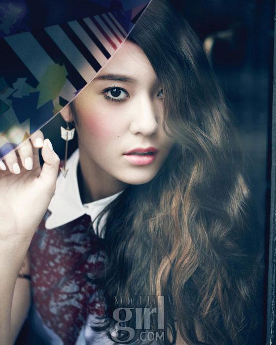 Krystal Jung - Vogue Girl Korea June 2012 ... F(x) Krystal