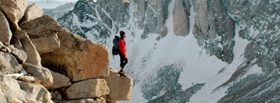 Photo de couverture facebook alpinisme