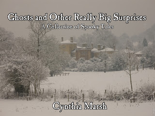 'Ghosts and Other Really Big Surprises' Book Cover