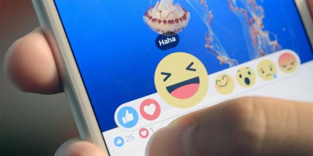 """Le réseau social va déployer dans les semaines à venir un nouvelle fonction baptisée """"Reactions"""". Cette option, testée à l'étranger depuis plusieurs mois, viendra compléter le bouton """"J'aime"""" par l'expression de nouveaux sentiments. Le bouton """"Je n'aime pas"""", lui, n'est toujours pas de la partie."""