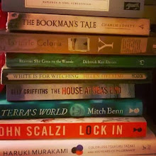 April to-read pile