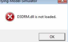 fms error message
