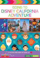 Between Books - Going to Disney California Adventure