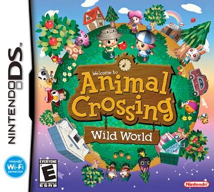 Animal crossing- Wild World (Español) (Nintendo DS)