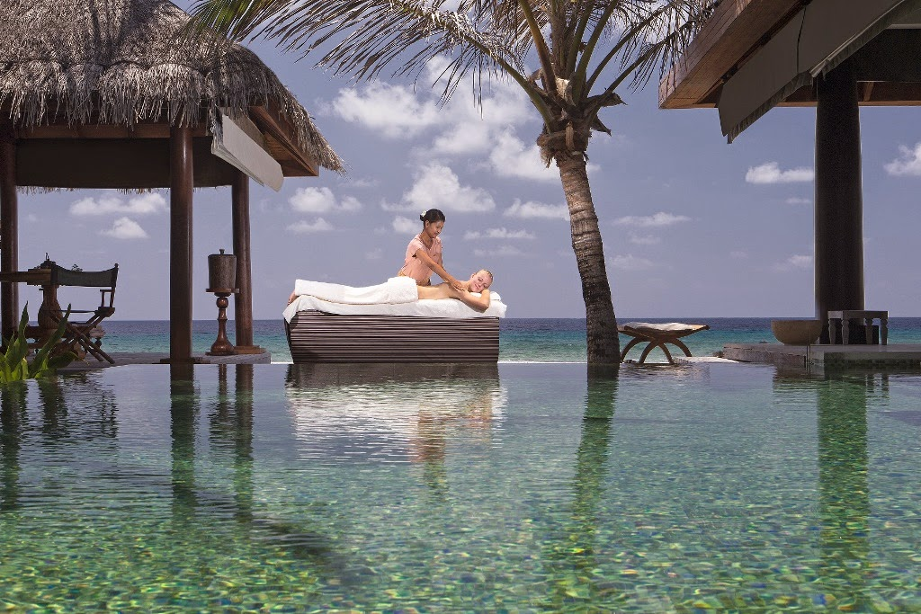 Naladhu Maldives unveils it's Ocean Retreat Spa