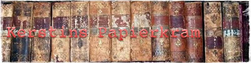 Kerstins Papierkram
