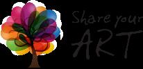 """Μελος του """"Share your art"""""""