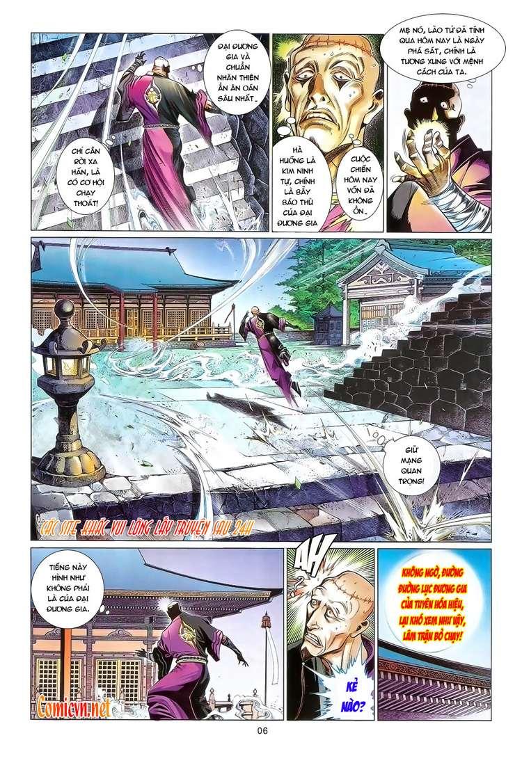 Phong Vân chap 635 Trang 5 - Mangak.info