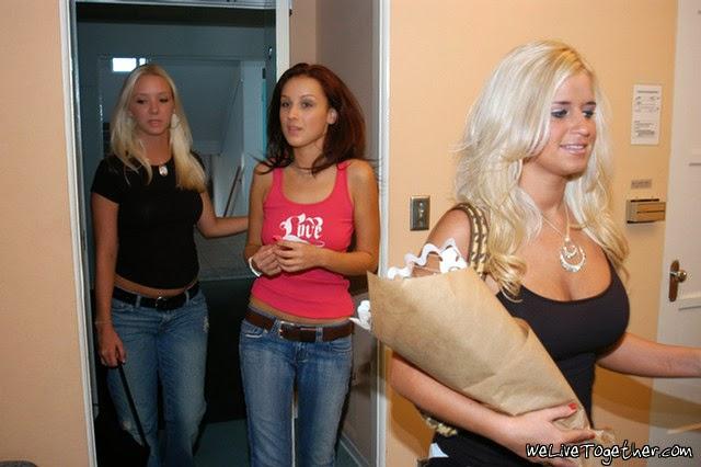 follada trios de lesbianas