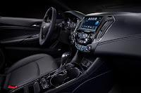 Chevrolet Cruze (2016 North American Spec) Interior