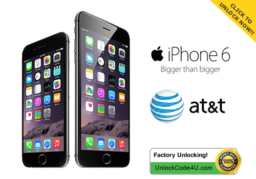 Factory Unlock for iPhone 6