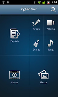 RealPlayer Apk Android Multimedia Player
