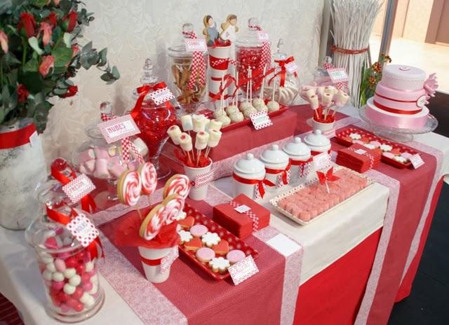 Cherryseme inspiraci n mesas dulces para navidad - Mesas para navidad ...